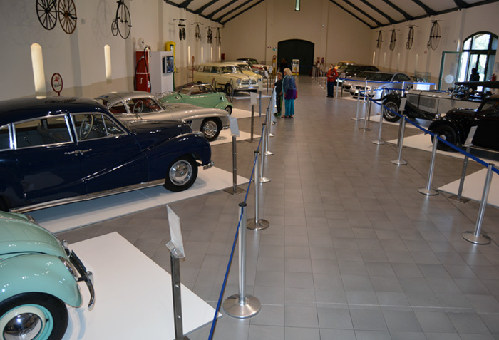 GERMAN MARQUES ON VIEW