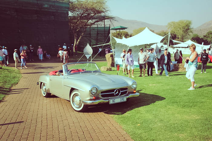 Concours South Africa