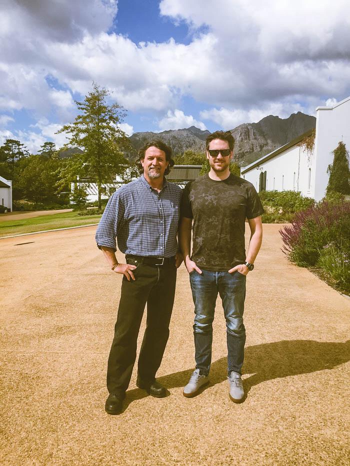 Neill Blomkamp visit to FMM
