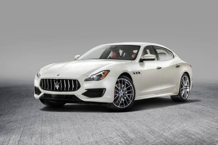 Maserati Quattroporte Launch
