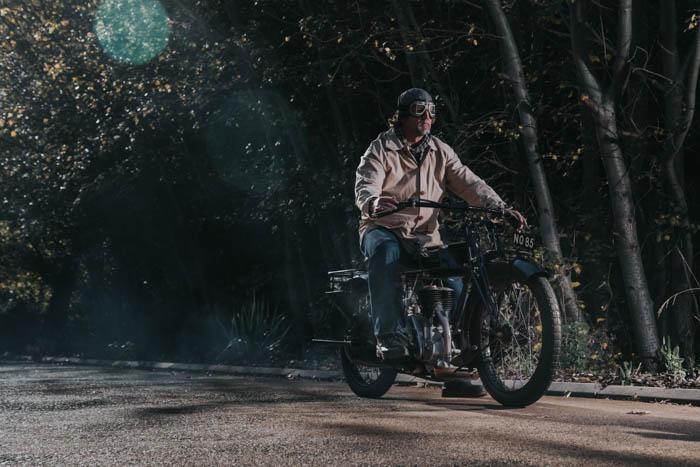 On Yer Bike – The Sunbeam