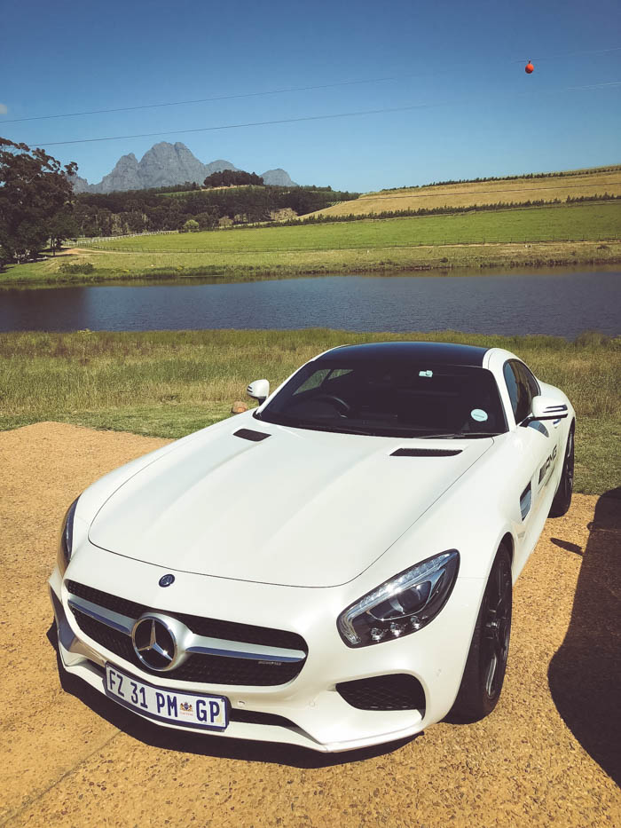 Stars with amg fmm for Mercedes benz weston