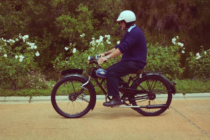 On yer bike: Phanomen