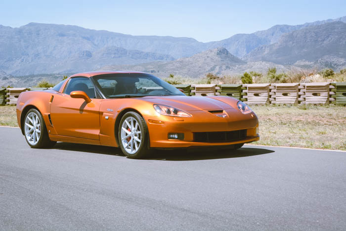 Collection in action: Chevrolet Corvette Z06