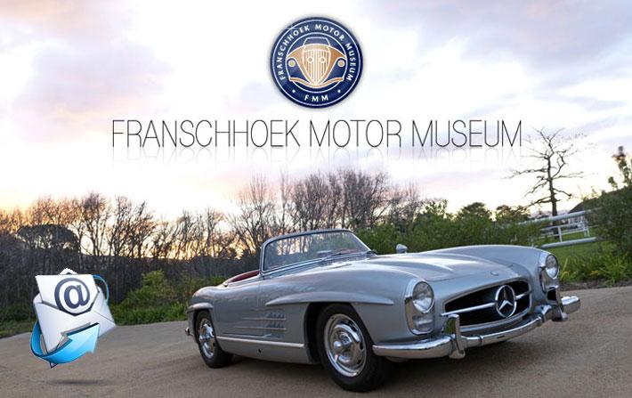 Franschhoek Motor Museum | February Newsletter