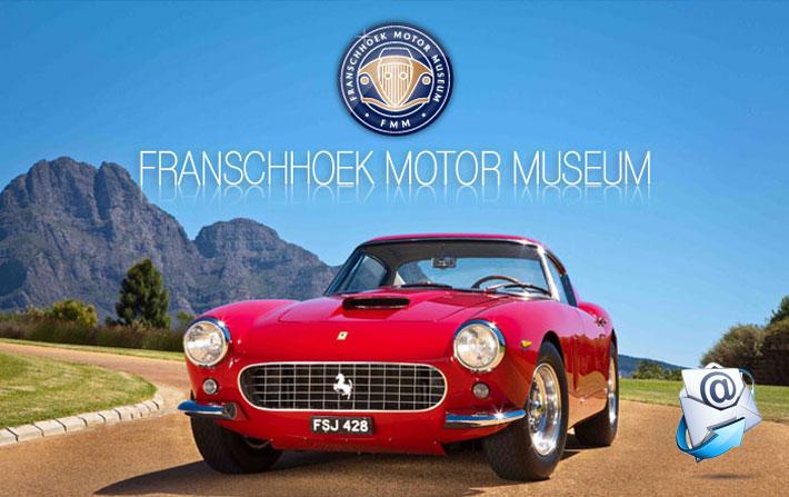 Franschhoek Motor Museum | May Newsletter