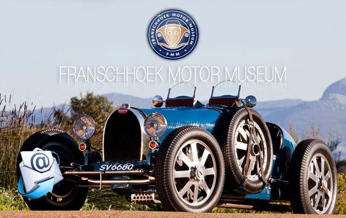 Franschhoek Motor Museum | June Newsletter