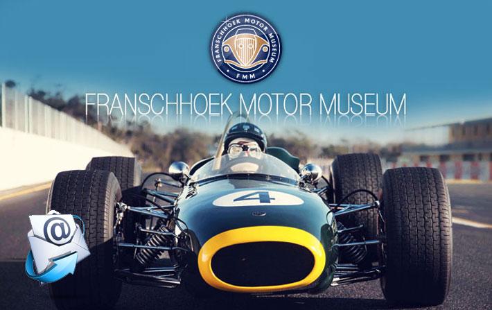 Franschhoek Motor Museum | August Newsletter