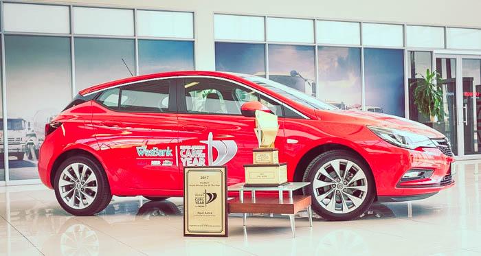 Opel Astra SA COTY