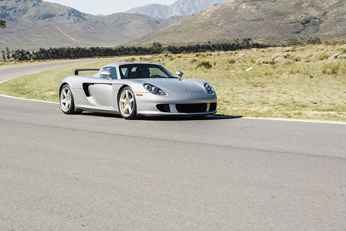 Collection in Action:  Porsche Carrera GT