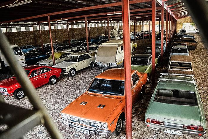 Datsun museum opens