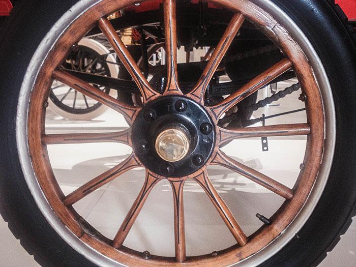 Memorabilia: Invention of the wheel