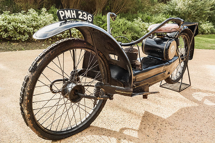 On yer bike – Ner-A-Car