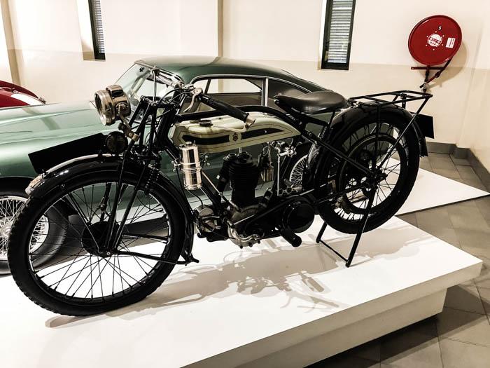 On yer bike: 1925/6 Triumph Model P