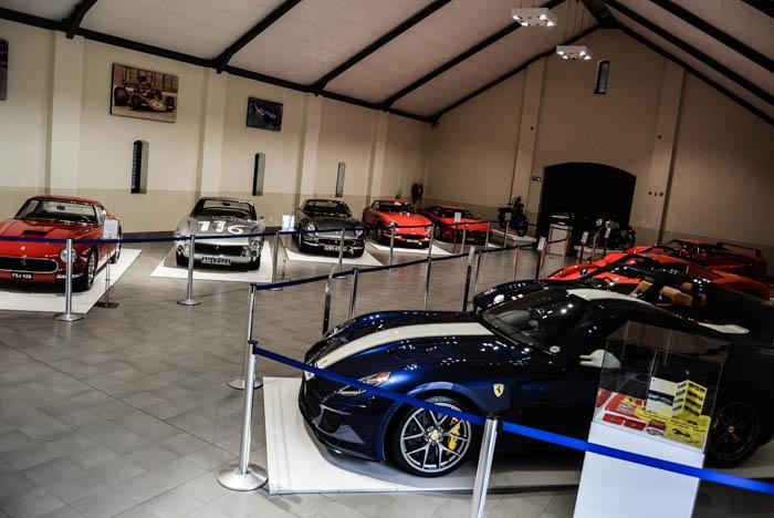 Anniversary of Enzo Ferrari