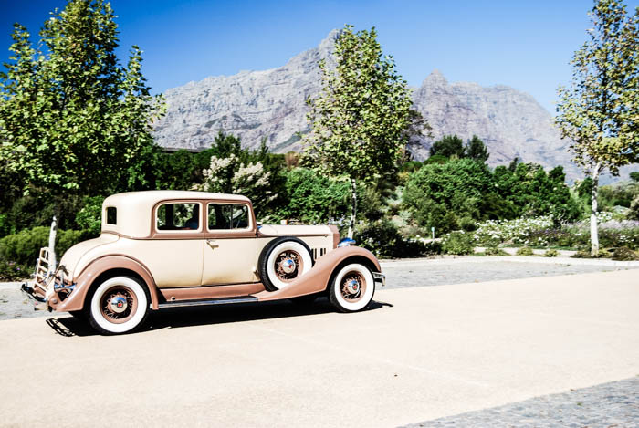 Collection in Action: Packard 1934