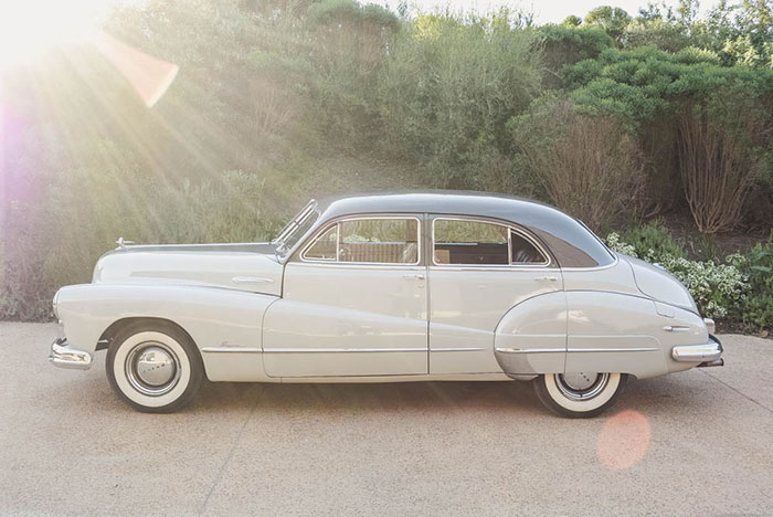 Collection in action: Buick Super 8