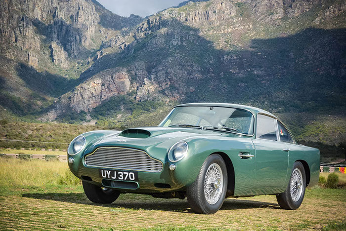 Collection in Action – Aston Martin