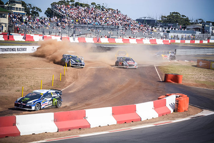 2018 World Rallycross Championship (WRX) – Dust and drama