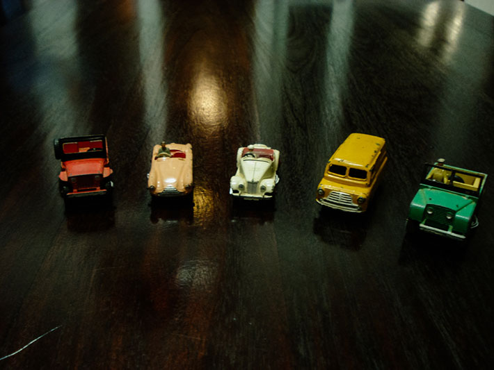 Memorabilia: Dinky Toys, Corgi Toys, Matchbox Toys and Hot Wheels