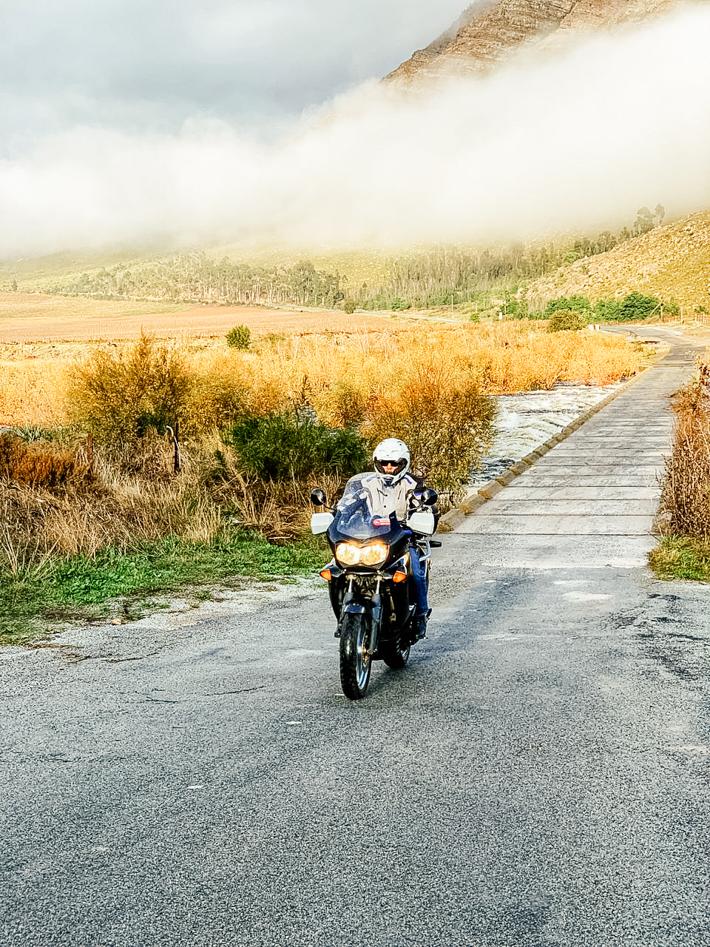 On yer bike: Honda XL 1000 Varadero