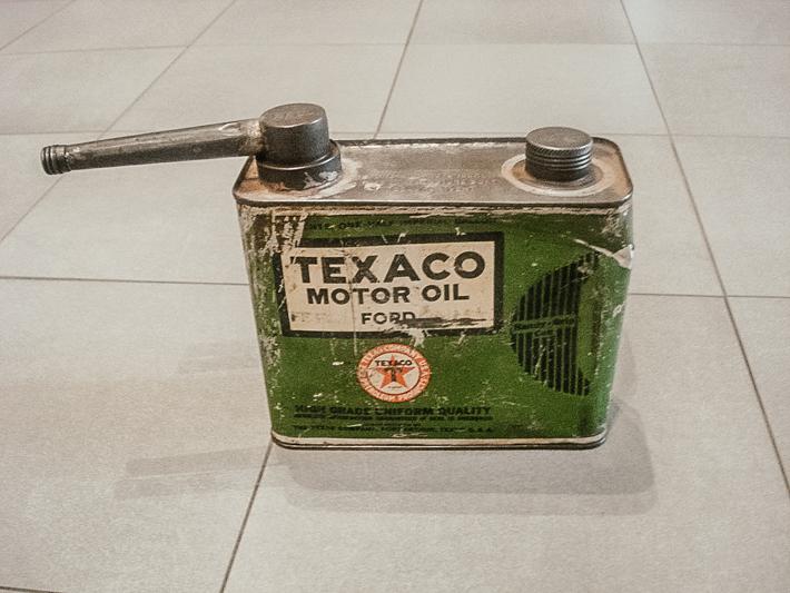 Memorabilia: Texaco