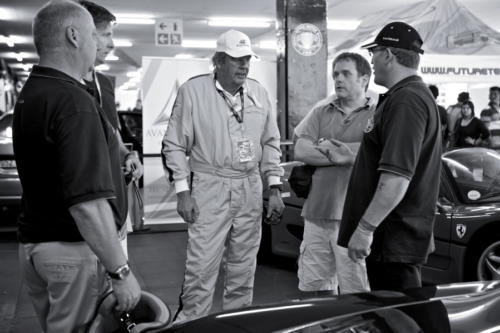 FMM at the Top Gear Festival 2011